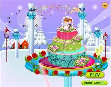 Cake Maker-wedding Decoration 3