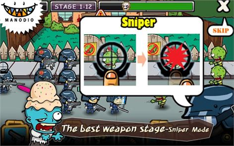 SWAT and Zombies 3