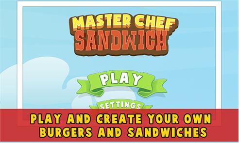 Chef Hamburger Maker 1