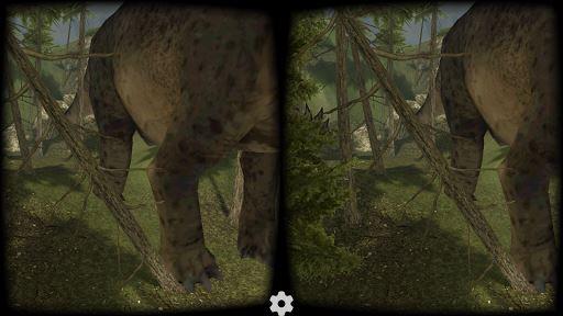 VR Jurassic Coaster 3