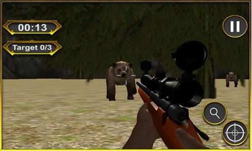 hunting Jungle Animals 6