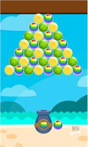 Seaside Bubble Shooter 3