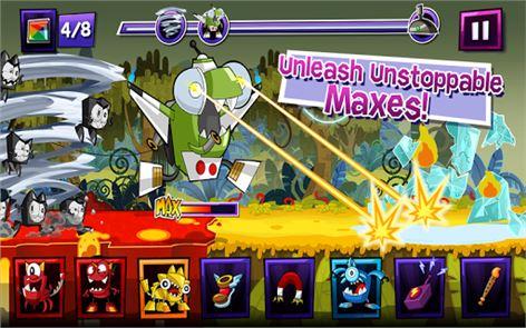 Mixels Rush 3