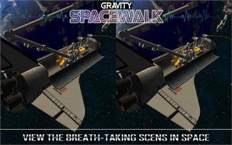 Gravity Space Walk VR 1