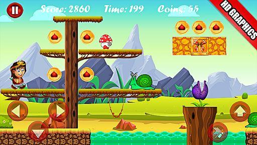 Jungle Castle Run X 2
