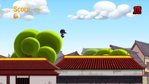 Thunderstorm Boy Run Jump 3