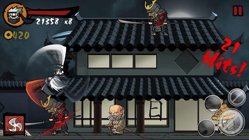 Ninja Revenge 5