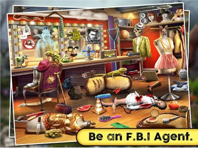 FBI Agent : Crime Case 2
