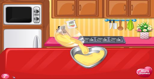 Cake Maker – Cooking games 3