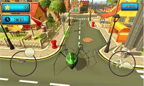 Spider Simulator: Amazing City 2