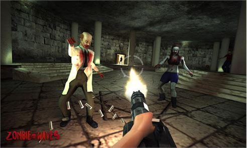 Zombie Waves 3D 3