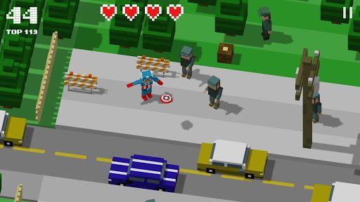 Crossy Heroes 1