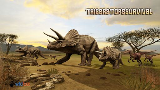 Triceratops Survival Simulator 1