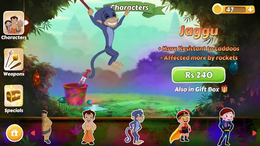 Chhota Bheem Race Game 5