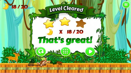 Jungle Monkey Run 3