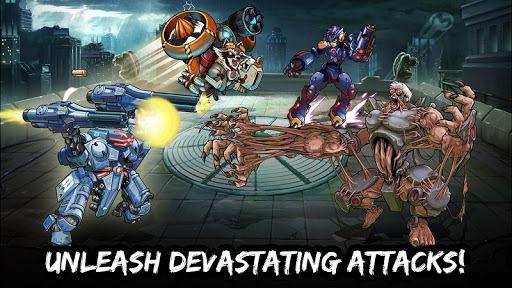 Mutants Genetic Gladiators 2