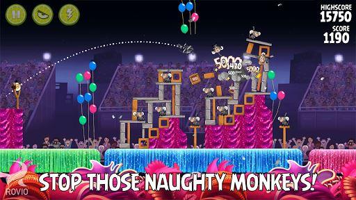 Angry Birds Rio 4