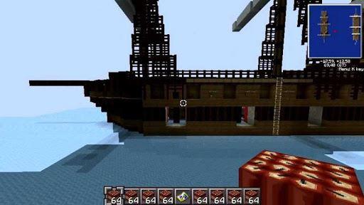 Pirate Ships Minecraft 3