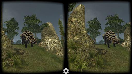 VR Jurassic Coaster 2