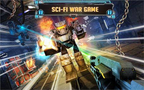 ROBOTS ARMY WAR 6