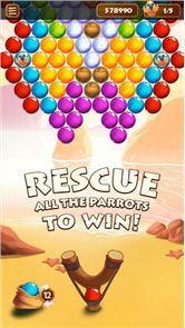 Bubble Shooter Paradise Rescue 3