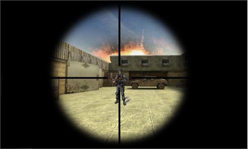 American Sniper Assassin 4