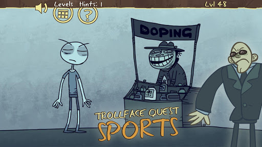 Troll face Quest Sports 4