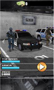 VELOZ Police 3D 4
