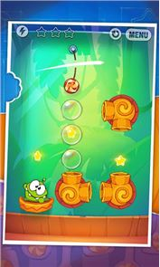 Cut the Rope: Experiments 1