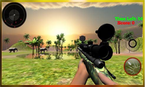 Wild Animal Hunting 5