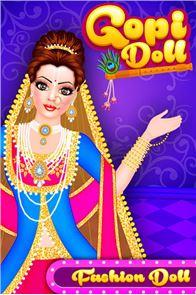 Gopi Doll Fashion Salon 1