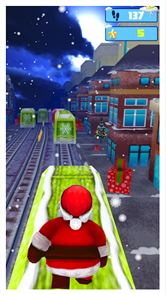 Santa Runner :Xmas Subway Surf 5