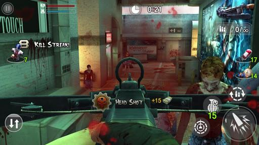 Zombie Assault:Sniper 4