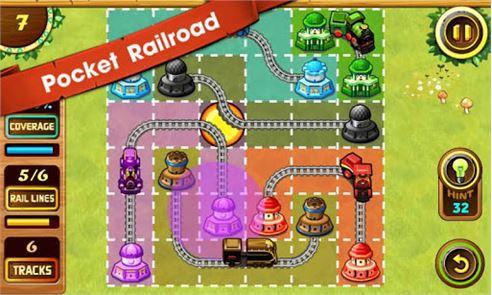 Pocket Railroad 5