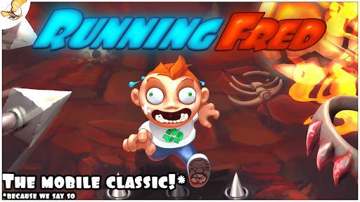 Running Fred 1