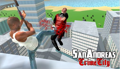San Andreas Crime City 2