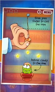 Cut the Rope: Experiments 5