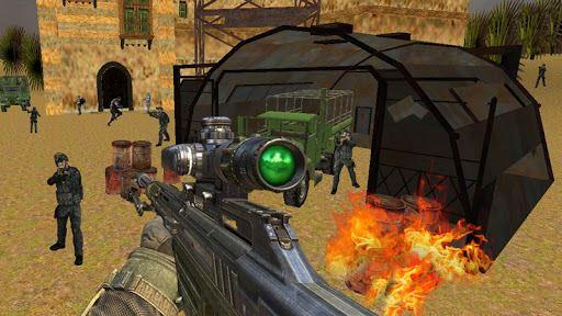 Sniper Desert Action 3