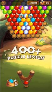 Forest Bubble Shooter Rescue 2