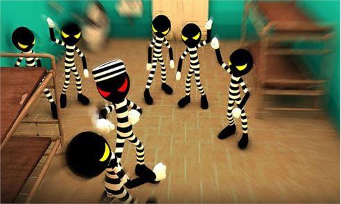 Stickman Escape Story 3D 2