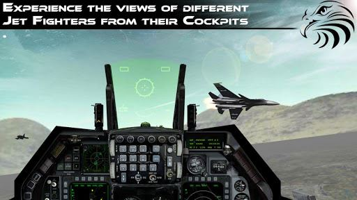 Jet Fighter Dogfight Chase 3D 5