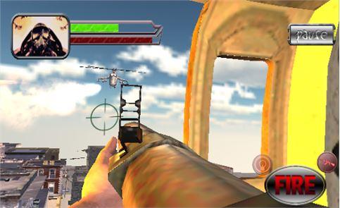 Commando Air Strike 6