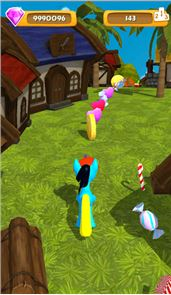 Little Pony Kids Runner 3