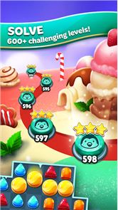 Frozen Frenzy Mania – Match 3 3
