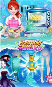 Mermaid Grows Up 4