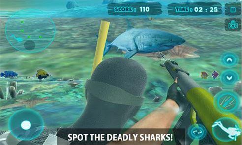 Shark Attack Spear Fishing 3D 1