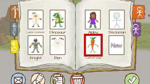 Draw a Stickman: Sketchbook 5