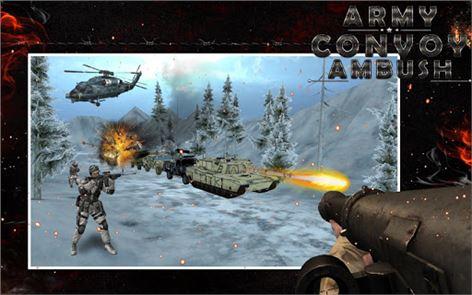 ARMY CONVOY AMBUSH 3D 1