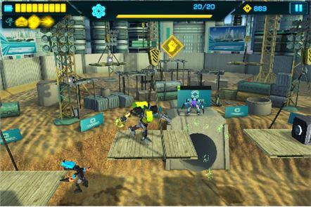 LEGO® Hero Factory Invasion 2