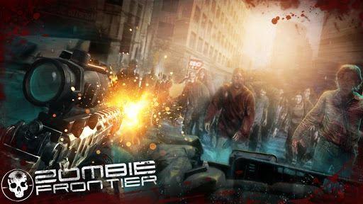 Zombie Frontier 1